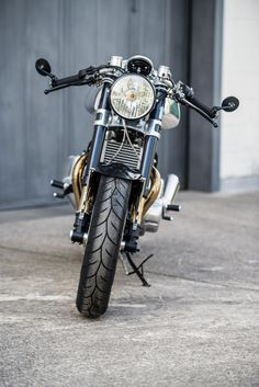 Norton Domiracer 001 – owned by the man who brought Norton Motorcycles back from extinction – Stuart Garner.