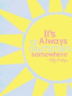 ♥ summer