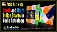 South and North Indian Charts in Vedic Astrology