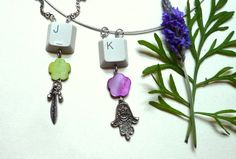 Hi! Last time out, I showed you how to design cute computer key pendants  by making one hole in the center of the key. Like this:        ...