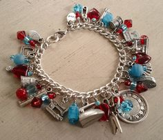 Sew in Love Charm Bracelet