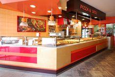 Pizza e Sfizi  - Pizzeria, via di Trigoria 79, Roma design and made by RPM Proget