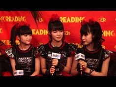 Subtv Meets BabyMetal - Reading Festival 2015