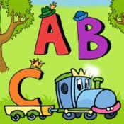 Stavningslek - Hitta gömda bokstäver och stava ord på ett lekfullt sätt