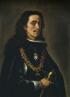João José da Áustria, 1655-1660 [Filho de Felipe IV de Espanha e La Calderona] Anônimo óleo sobre tela Museu do Prado, Madri