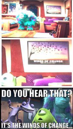Thumbs up, Pixar
