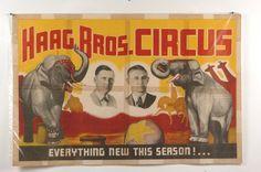 Haag Bros. Circus