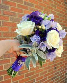 Bright Weddings, Ultra Violet, Wedding Colors, Floral Wreath, Wreaths, Bride, Flowers, Instagram, Sparkler Wedding