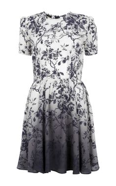 Dalston Rose Day Dress by House of Hackney for Preorder on Moda Operandi