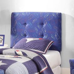Twin Tufted Headboard | Overstock.com Shopping - Great Deals on Kids' Beds