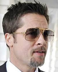 Street Style Fashion Ray Ban Sunglasses For Men. Brad Pitt Sunglasses, Celebrity Sunglasses, Discount Sunglasses, Ray Ban Sunglasses, Cazal Sunglasses, Brad Pitt Style, Stylish Men, Men Casual, Mens Glasses