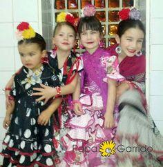 flores de moda flamenca2014 - Buscar con Google