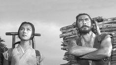Mifune Toshiro & Uehara Misa - Ukryta forteca / Kakushi-toride no san-akunin / The Hidden Fortress (1958) #AkiraKurosawa #ToshiroMifune
