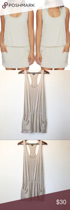 "Splendid Malibu Striped Cover Up Dress Splendid Malibu Striped Cover Up Dress   ➼ wide : 18"" ➼ length: 36"" ➼ color: cream  ➼ size: small  ➼ good condition  ➼ normal wear  ➼ retail price: $98   ғᴀʙʀɪᴄs: {shown in the picture above}      {{color may very due to lighting}}  ✨ ᴀʟʟ ᴍᴇssᴜᴛᴍᴇɴᴛs ᴀʀᴇ ᴀᴘᴘʀᴏxɪᴍᴀᴛᴇ 🥂ʙᴜɴᴅʟᴇ ᴅɪsᴄᴏᴜɴᴛs ᴀᴠᴀʟɪʙʟᴇ  🏷ʀᴇᴀsᴏɴᴀʙʟᴇ ᴏғғᴇʀs ᴡᴇʟᴄᴏᴍᴇᴅ  💡ɴᴏ ᴛʀᴀᴅᴇs  D7150463 Splendid Swim Coverups"