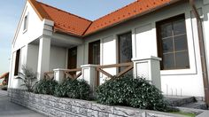 Cabins, Garage Doors, House Ideas, Design Ideas, Houses, Indoor, House Design, Traditional, Architecture