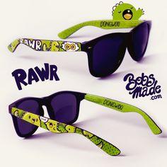 Veraneo al estilo bobsmade. Dino Sunglasses by =Bobsmade on deviantART