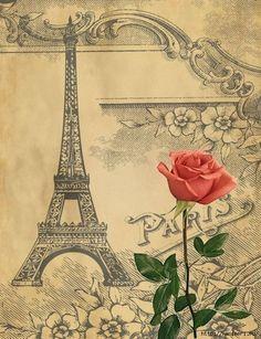 Resultado de imagem para poster vintage romantico