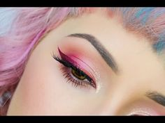 Blushing Eyes Tutorial Using The New Holy Grail Palette - YouTube