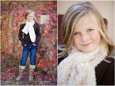 Kids Portraits / tween girl pose / photo: cat mayer