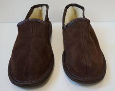 SALE  Men's  Natural Genuine Leather SHEEPSKIN by TrendingSlippers
