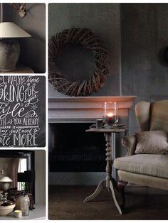 Binnenkijken interieur: Landelijk stoer. grijstinten met hout en offwhite