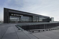 G-Star RAW HQ, Amsterdam, The Netherlands, 2014 / OMA