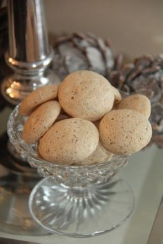 Julekyss - My Little Kitchen Christmas Treats, Christmas Baking, Norwegian Food, European Cuisine, Scandinavian Food, Good Food, Yummy Food, Little Kitchen, Different Recipes