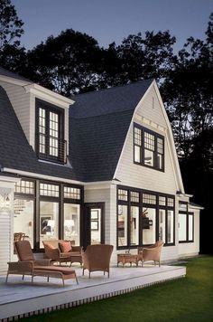 Farmhouse Exterior Design Ideas - The farmhouse exterior design entirely reflects the entire design of your home and also the family practice as well. The modern farmhouse design is not only for.