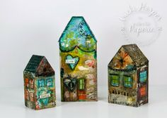 Little Whimsical Houses