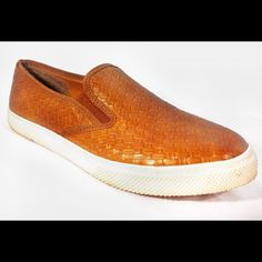 MIA slip on MIA slip on sneaker with weaved detail. Worn a couple times but in excellent condition. Super comfy. MIA Shoes Sneakers