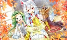 Story of Seasons: Trio of Towns — Post-Marriage Credit Illustrations Trio Of Towns, Harvest Moon Game, Rune Factory 4, Star Festival, Moon Lovers, Video Game Art, Video Games, China Art, Manga Pictures