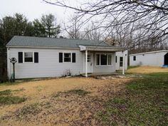 Horsley Rd Bassett, VA / Nice ranch with huge front yard. Roof approx. 1 yr. old and heat pump approx. 3 yrs. old. Beautiful wood burning rock fireplace with stove insert.