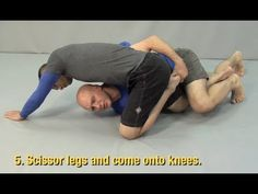 The First Sweep You Should Learn from the Half Guard