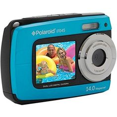 Polaroid IF045 - Cámara compacta de 14 Mp (pantalla táctil de 2.7&quot…
