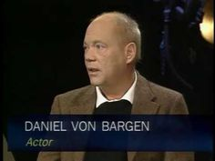 Daniel von Bargen (June 5, 1950 – March 1, 2015) was an American film, stage and television actor. He is best known for his roles on Seinfeld and Malcolm in the Middle. Von Bargen died on March 1, 2015 after suffering from diabetes for years. He was 64.