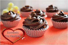 Cupcakes sacher