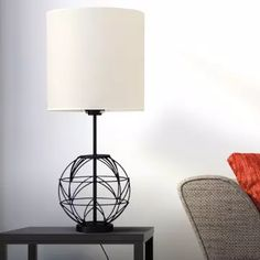 Take advantage of this generously sized Madame Maxime Table Lamp, which fills your space with character and makes a strong style statement! Luxury Lighting, Fabric Shades, Table Lamps, Your Space, Strong, Base, Glamour, Dining, Character