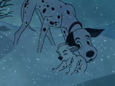 101 Dalmatians loved this part. Well still do! Film Disney, Disney Animated Movies, Disney Art, Disney Movies, Disney Pixar, Disney Dream, Disney Magic, Disney Presents, Fanart