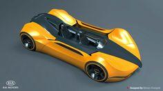 Kia Shift, Futuristic Concept, vehicle, car, future, innovation, amazing, unique, auto, automobile, Iran, Mohsen Khorsandi, sports car, supercar