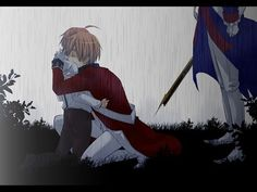 America and England - Hetalia