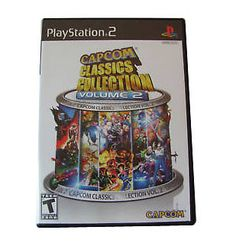 Capcom Classics Collection Vol. 2  (Sony PlayStation 2, 2006) Complete  #gamers #retro #playstation #retrogaming