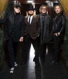 Cheap Trick official promo pic 2016