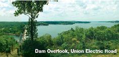 Bagnell Dam Scenic Overlook, Lake Ozark