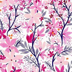 tangled florals (vikkichu)