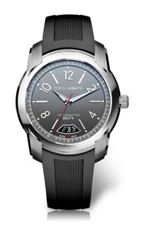 DG7 Plus Line features watches for men made of steel.  Natural Rubber or steel watchband.