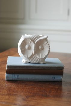 @Mrs. McPherson  I feel that you need this :P  (there is actually a whole hootnanny collection!)  There is also the most fabulous owl cookie jar...AND cupcake cookie jar.  Delightfulness.