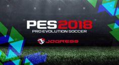 PES 2018 Jogress Evolution V3 PSP – PPSSPP ISO Android Terbaru