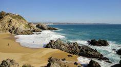 Playa Mirasol, Algarrobo, Chile