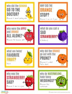 Printable Lunchbox Jokes for Kids - School Funny - School Funny meme - - Back to school printable Lunchbox Jokes. The post Printable Lunchbox Jokes for Kids appeared first on Gag Dad. Kids Lunch Box Notes, School Lunch Box, Lunch Boxes, Lunch Box Jokes, School Lunches, Kid Lunches, Kid Snacks, Lunch Snacks, School Fun