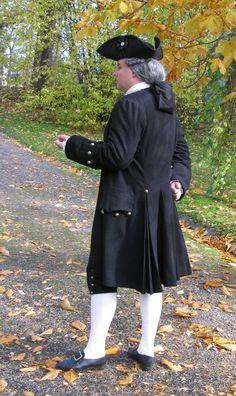 Coat 18th century